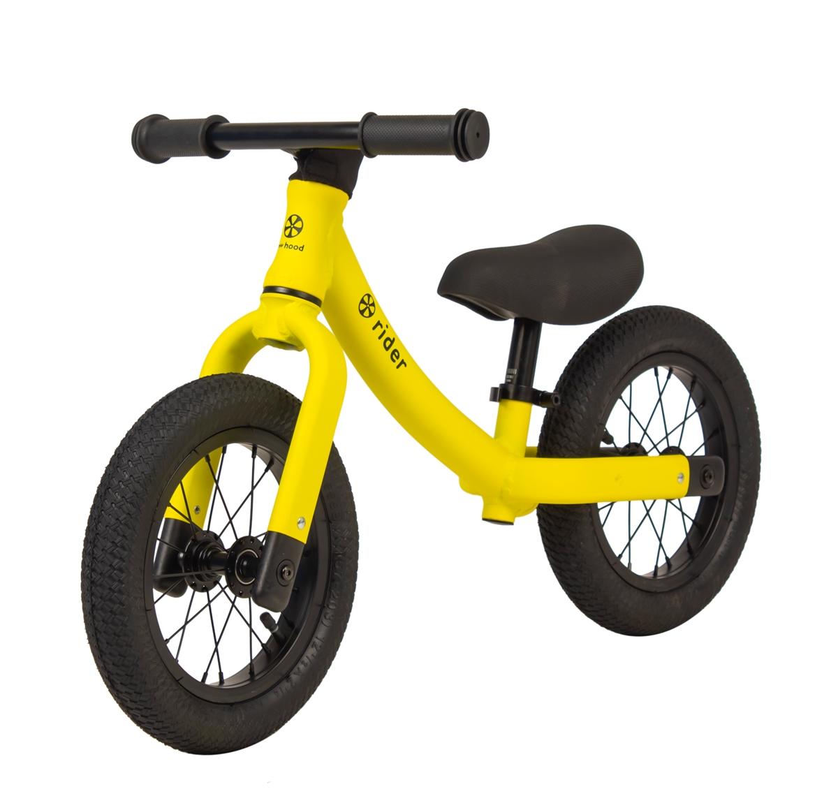 Rider Løbecykel - Gul