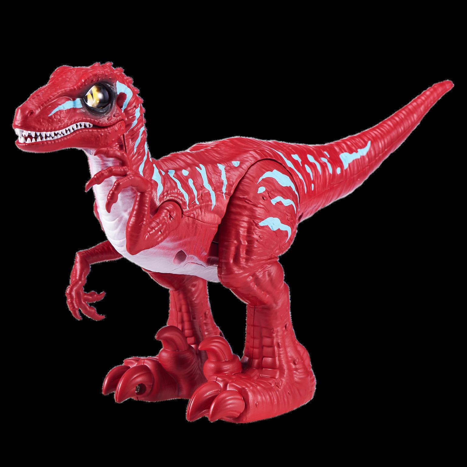Robo Alive - Raptor - Rød