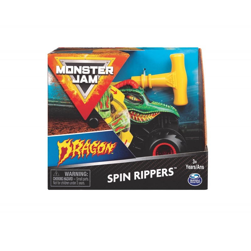 Spin Rippers - Dragon