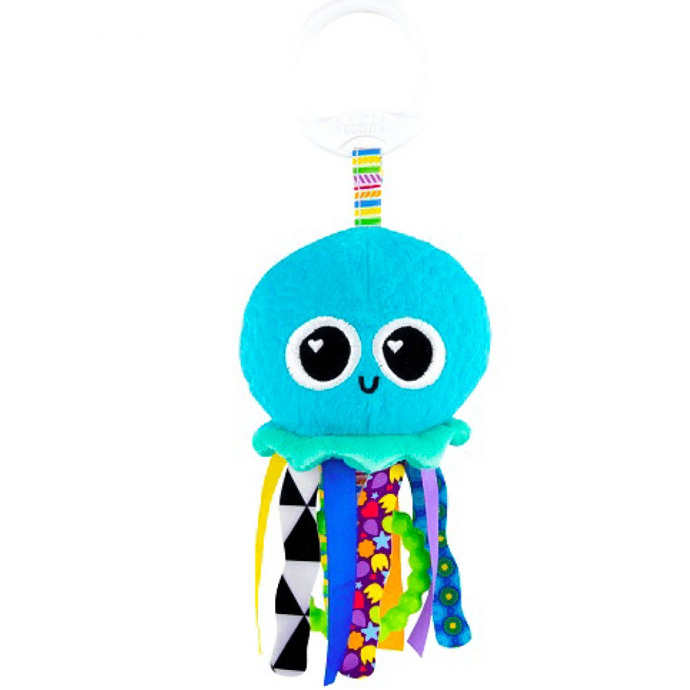 Sprinkles the Jellyfish – On-the-Go Baby Toy