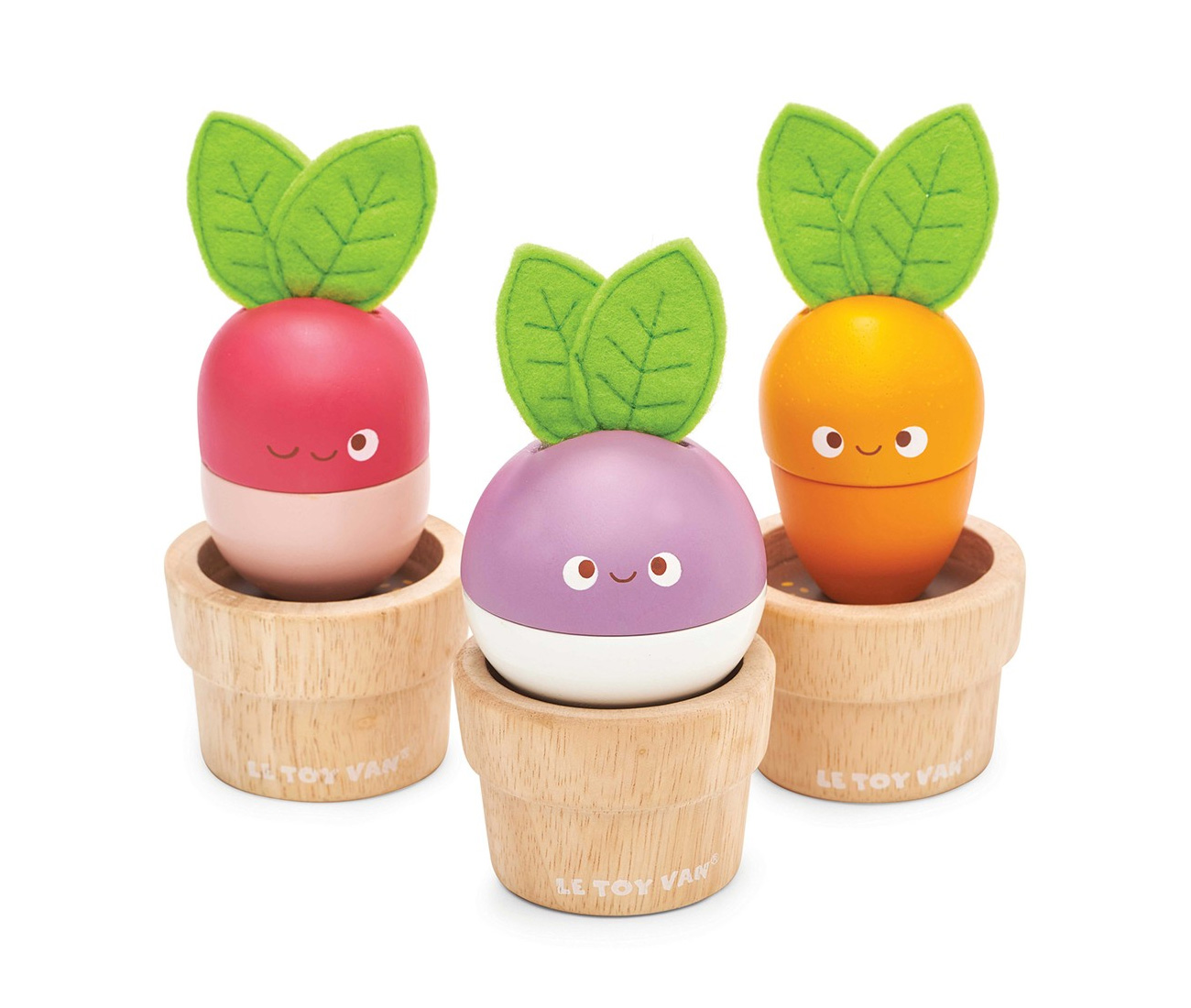 Stableleg - Grøntsager
