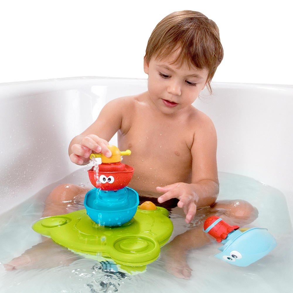 Stack ´n´spray springvand badelegetøj