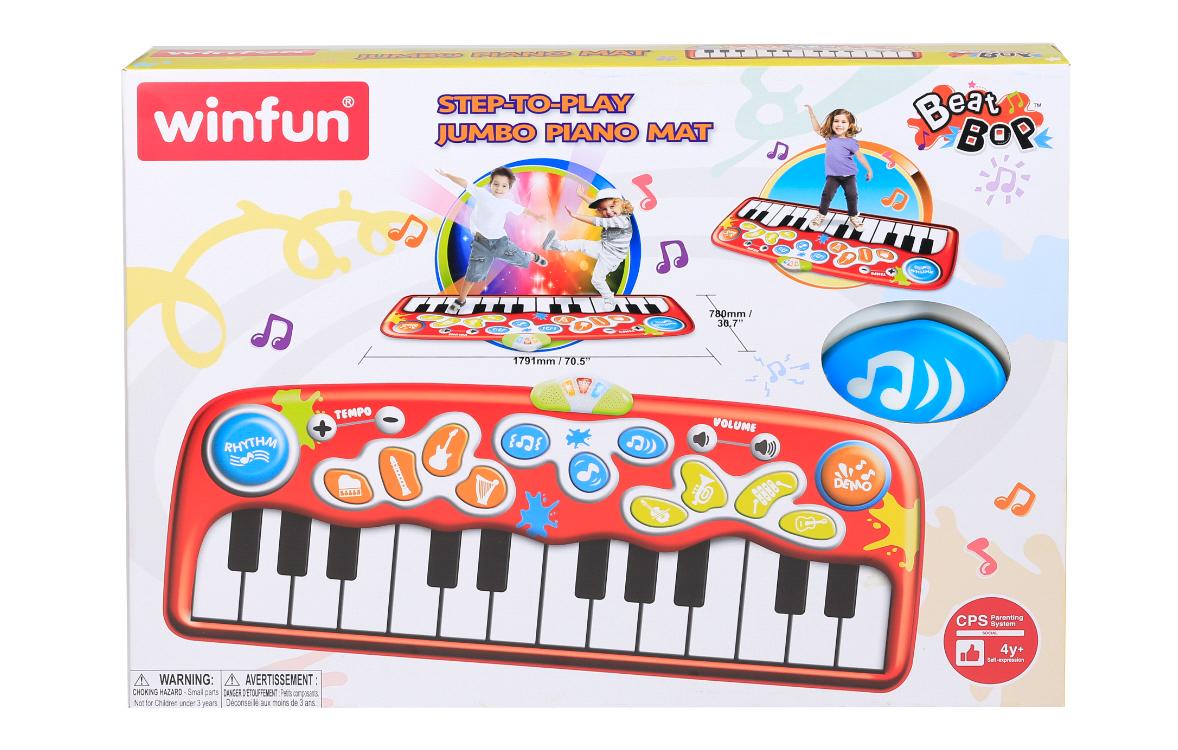 Step-to-Play Jumbo Gulv Klaver