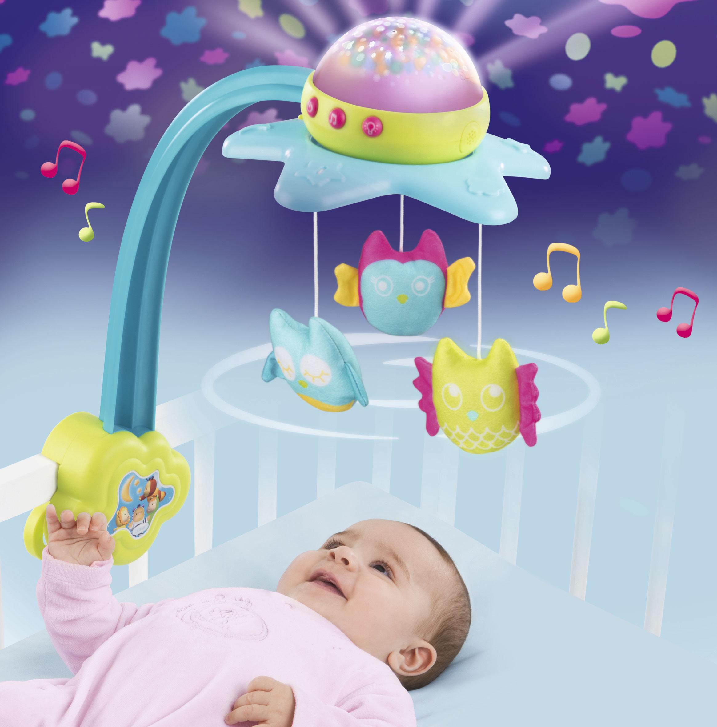 Stjerne Uro Til Baby