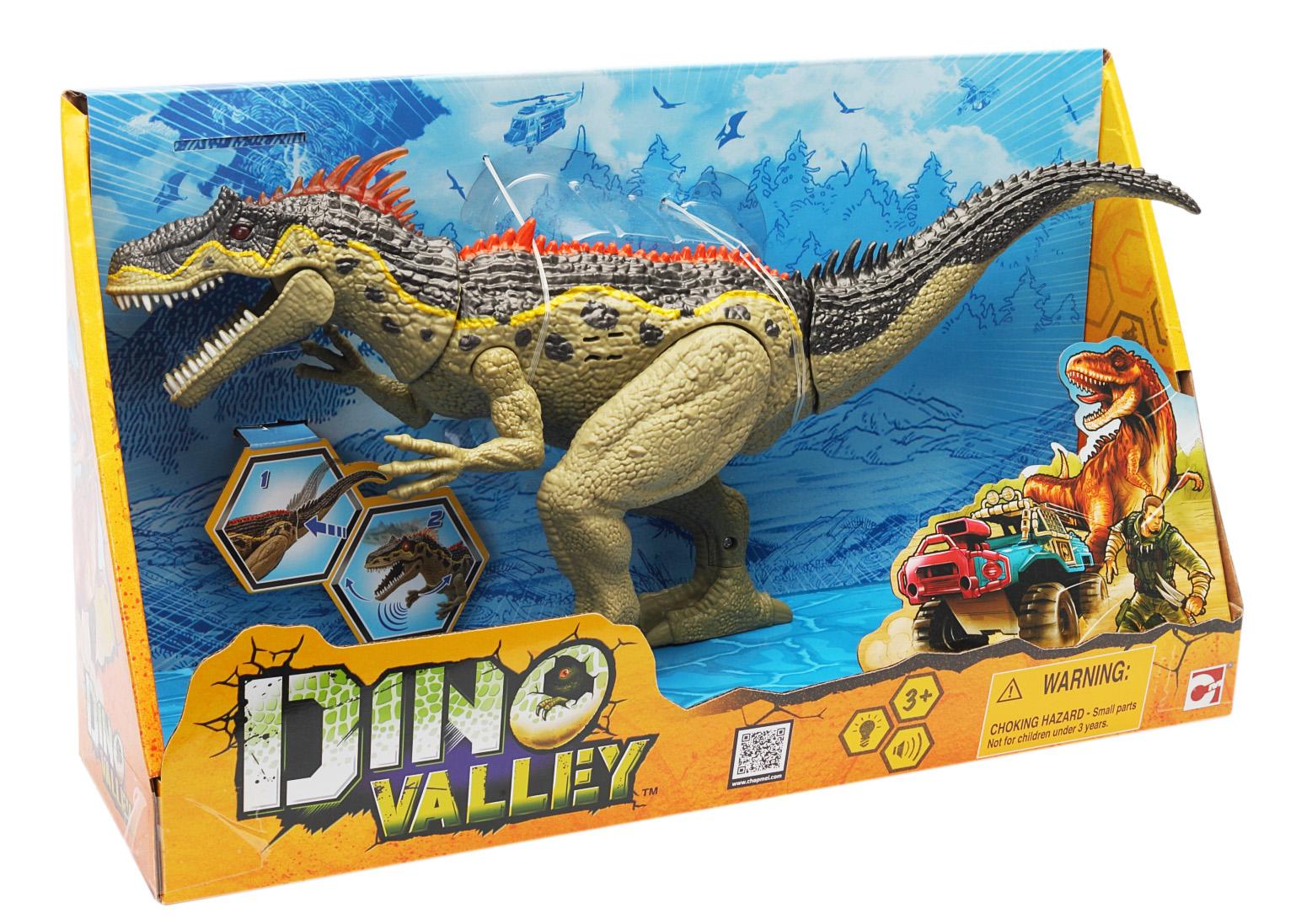 Stor Dino - Allosaurus