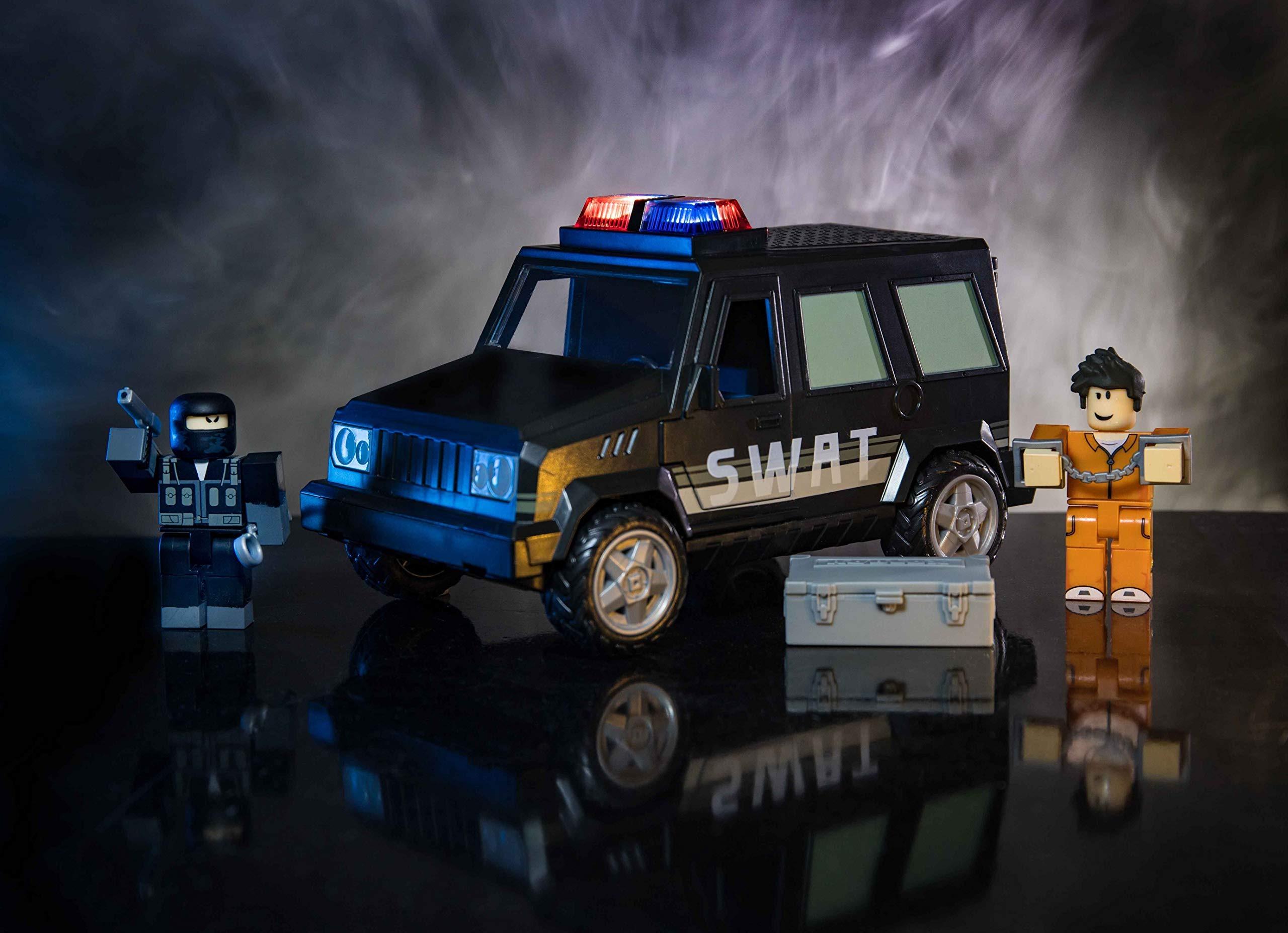Stort Kørertøj - Jailbreak - SWAT Unit