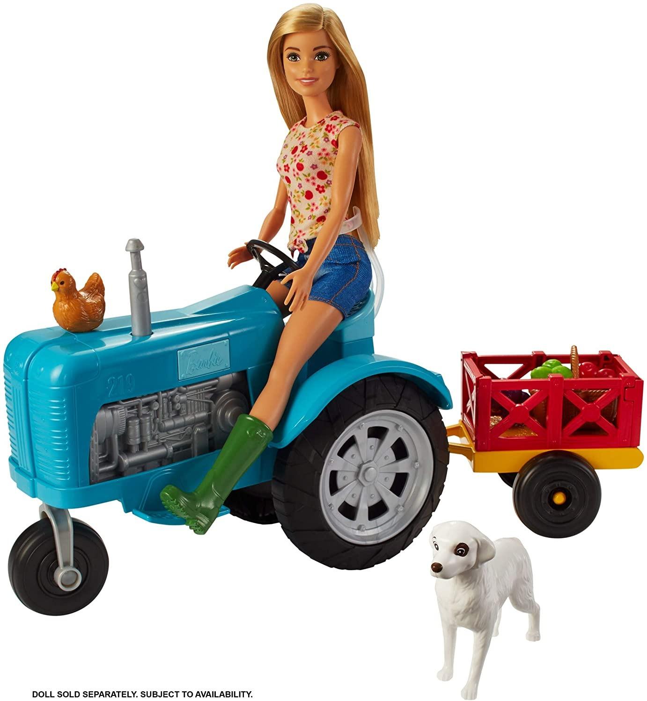 Sweet Orchard Farm Traktor