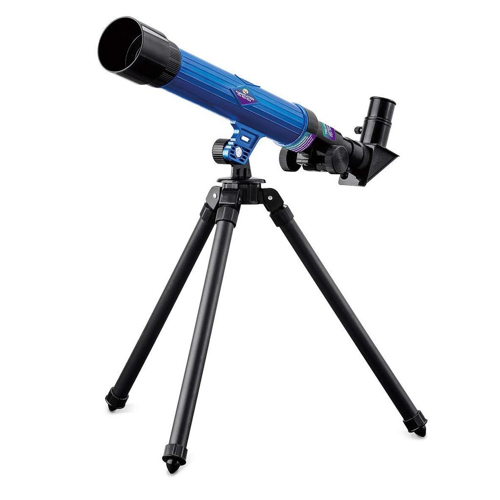 Teleskop med ben