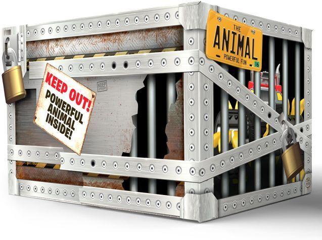 The Animal Monster Truck