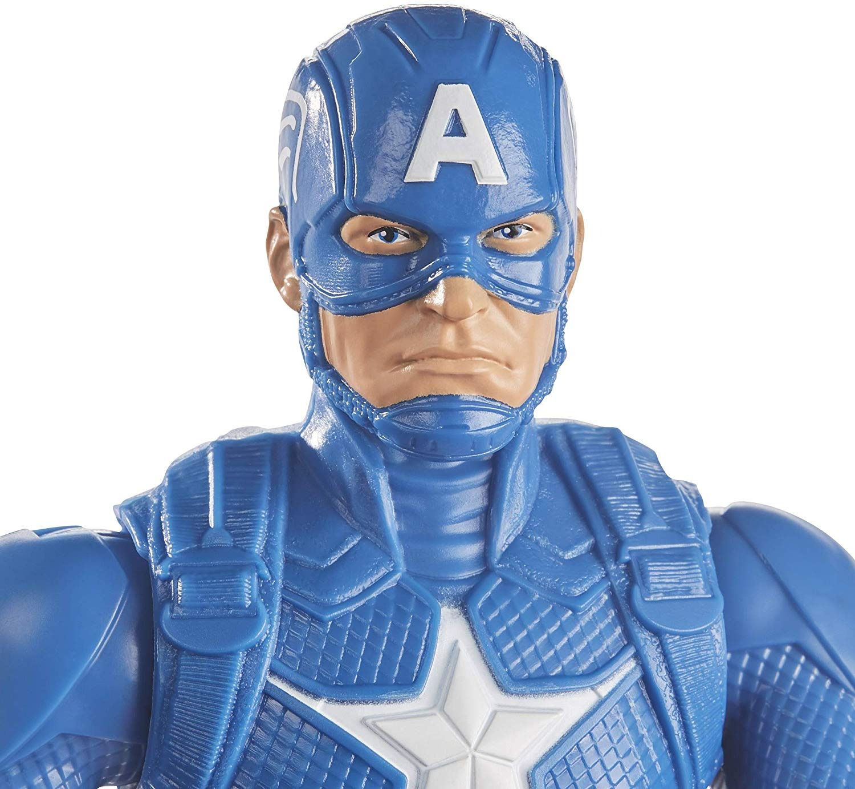 Titan Heroes - Captain America