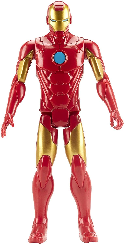 Titan Heroes Figur - Iron Man