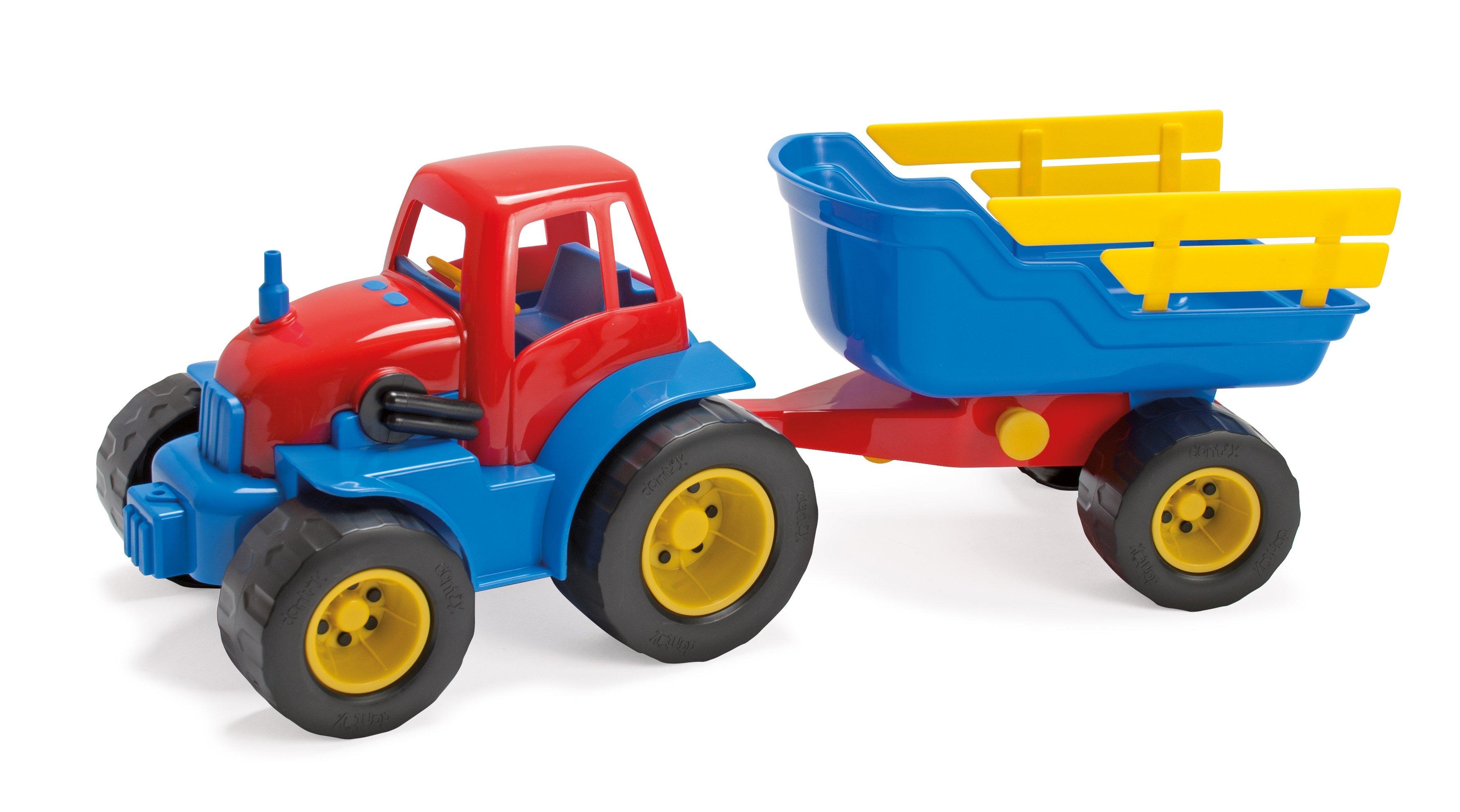 Traktor med Hænger