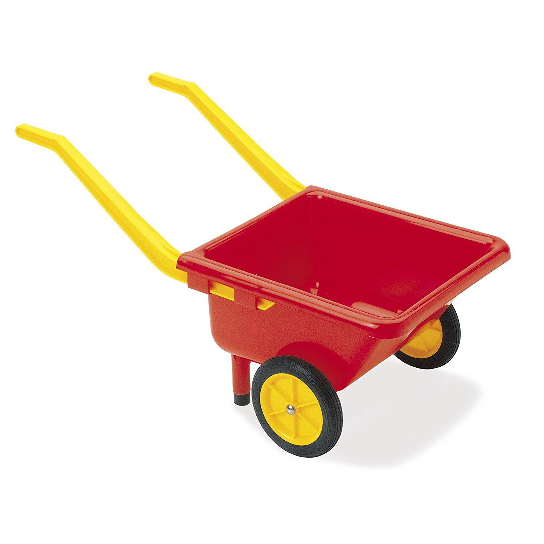 Trillebør med 2 hjul