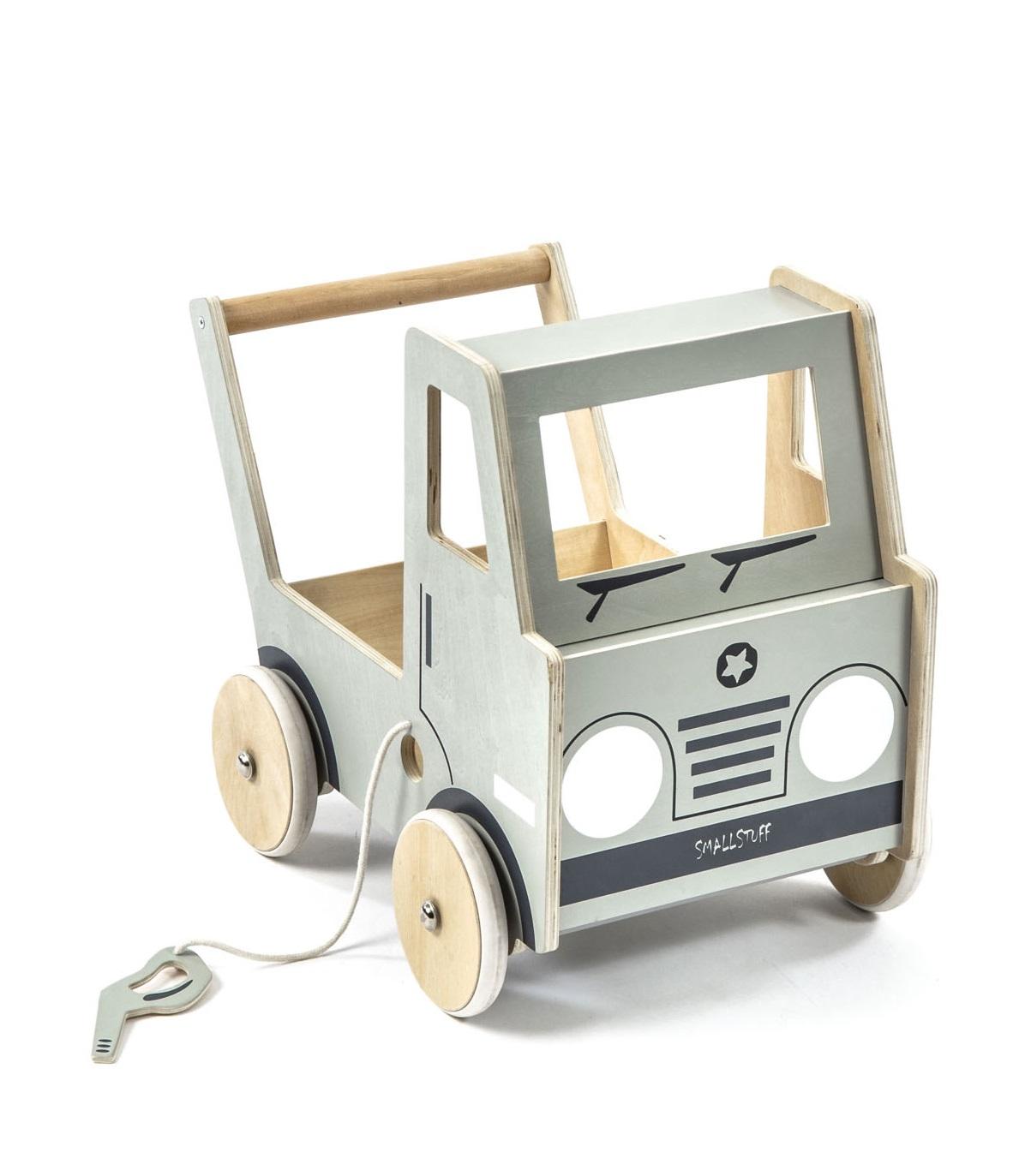 Truck Walker - Wooden