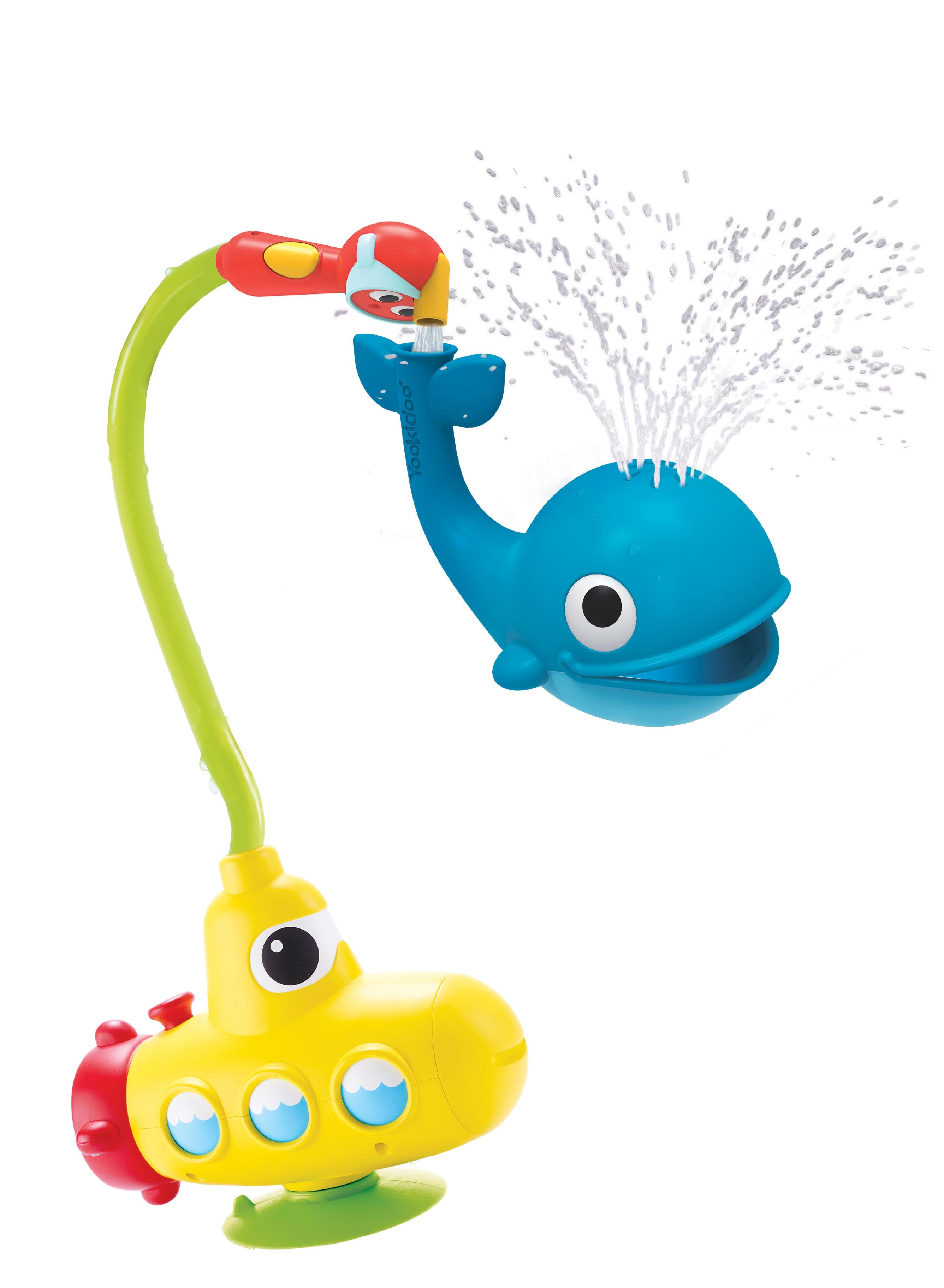 Ubåd og hval vand legetøj