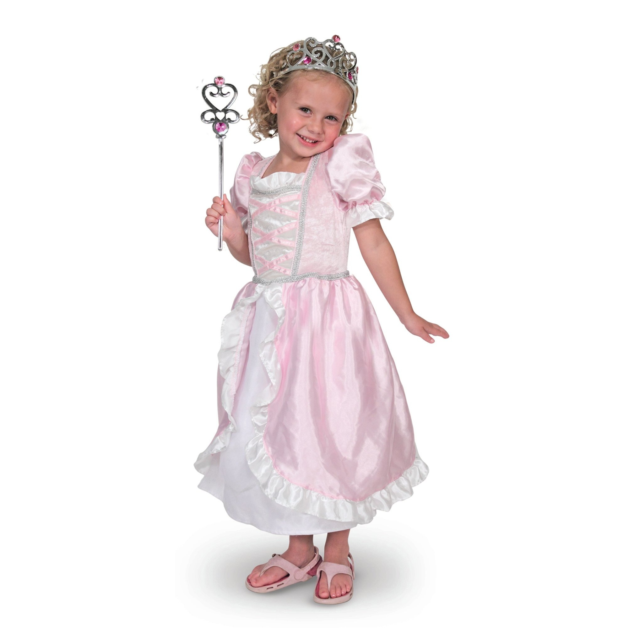 Udklædning - Prinsesse