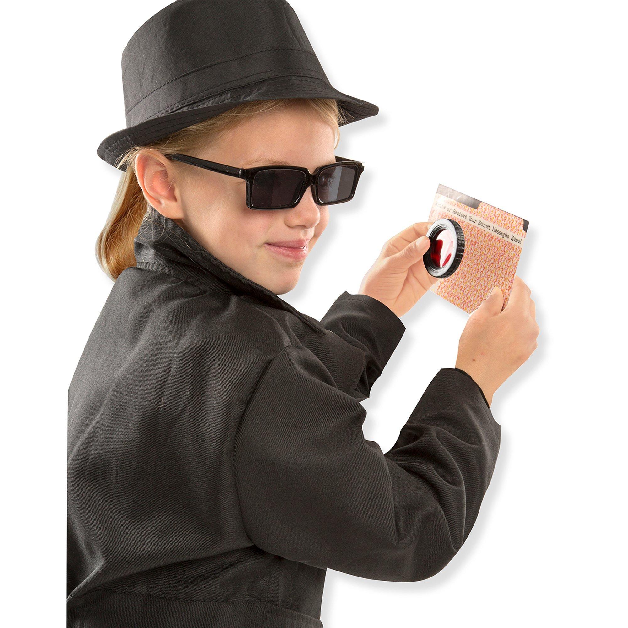Udklædning Sæt - Spion