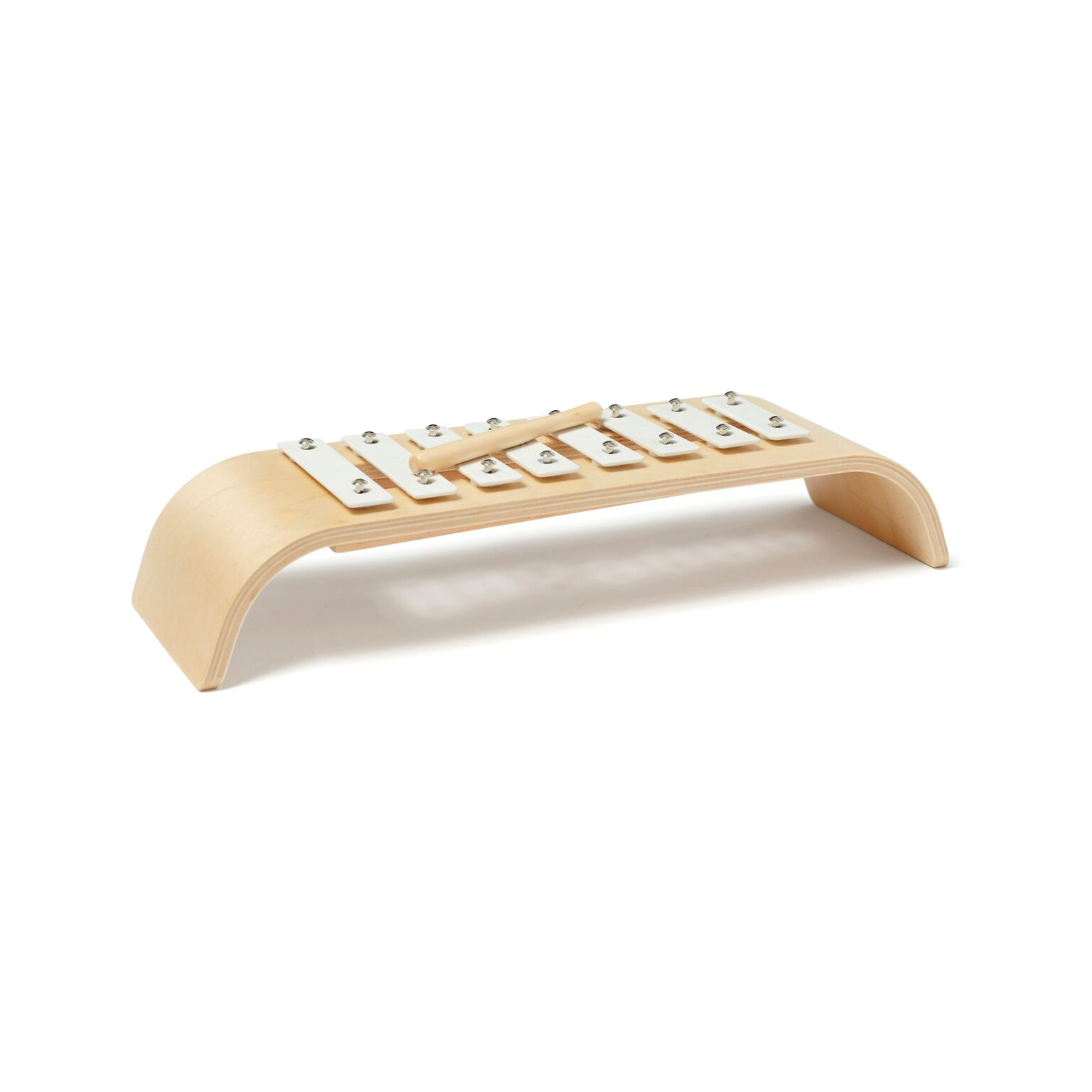 Xylofon - Hvid