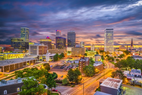 Tulsa Will Pay You $10,000 to Move In