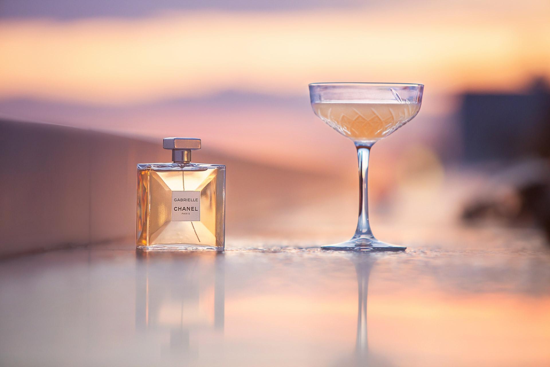 nouveau parfum gabrielle · galeries lafayette