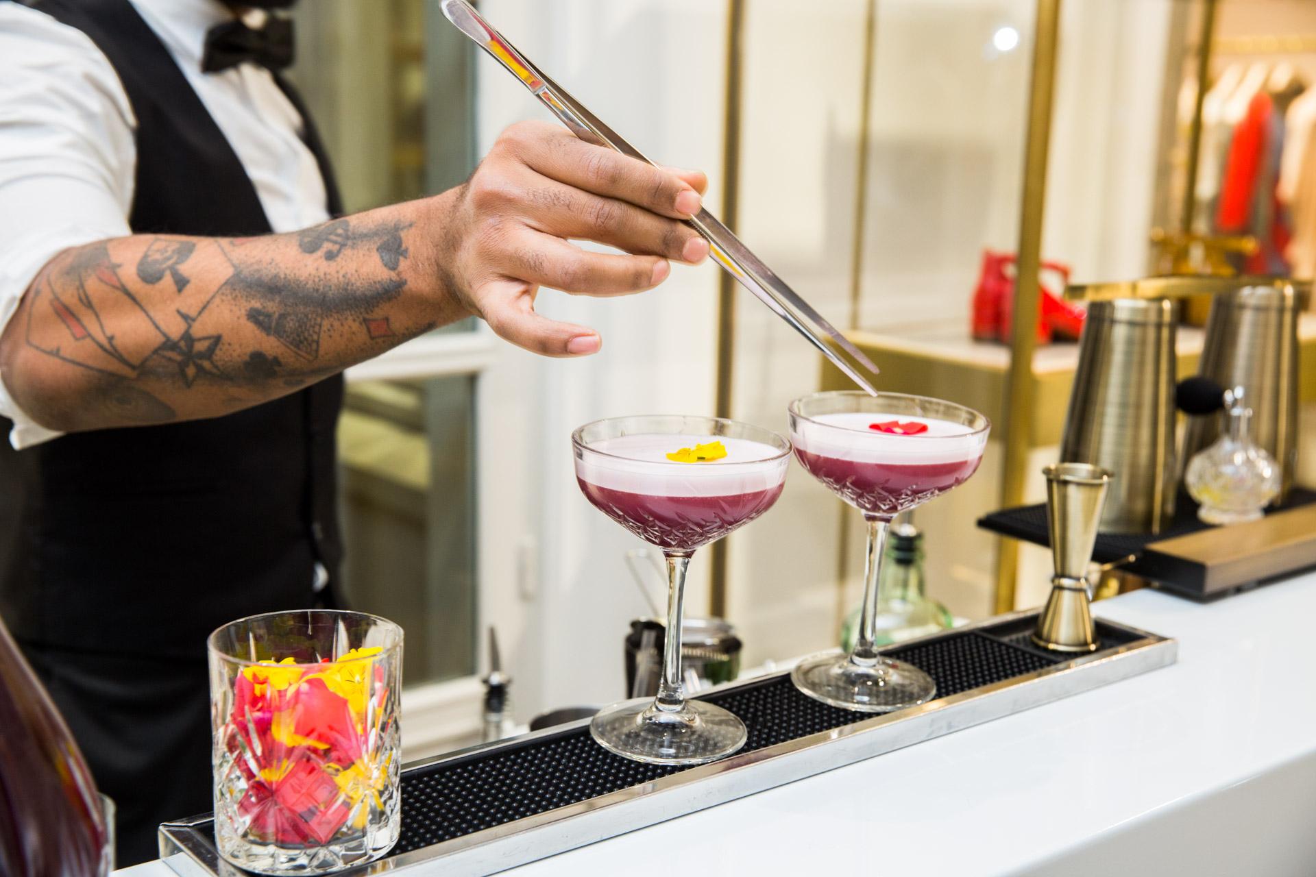 cocktail party · maison chloé paris