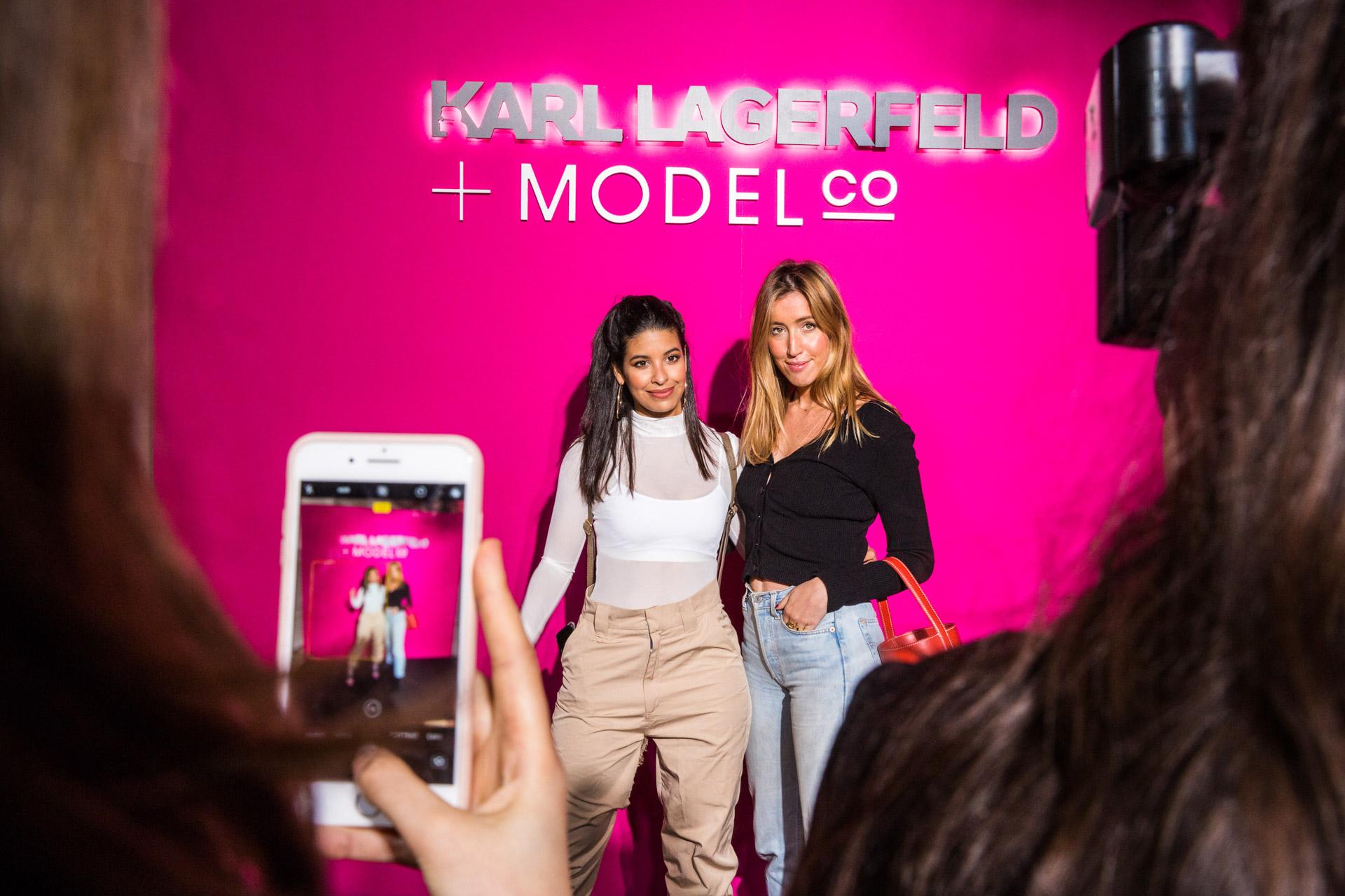 nouveau parfum collaboration karl lagerfeld x model co · hôtel d'évreux