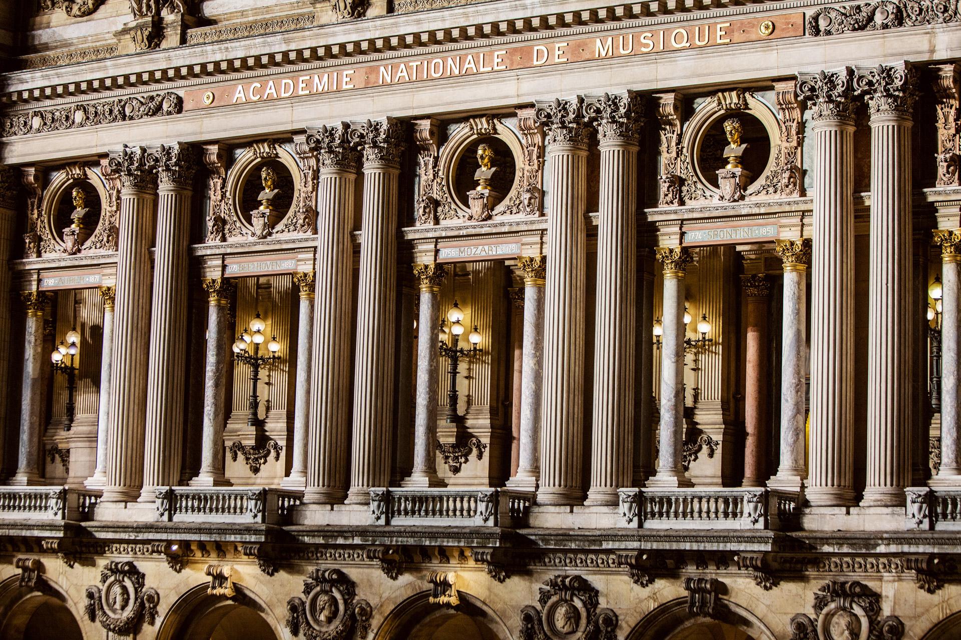 lancement sac ninon · place de l'opéra