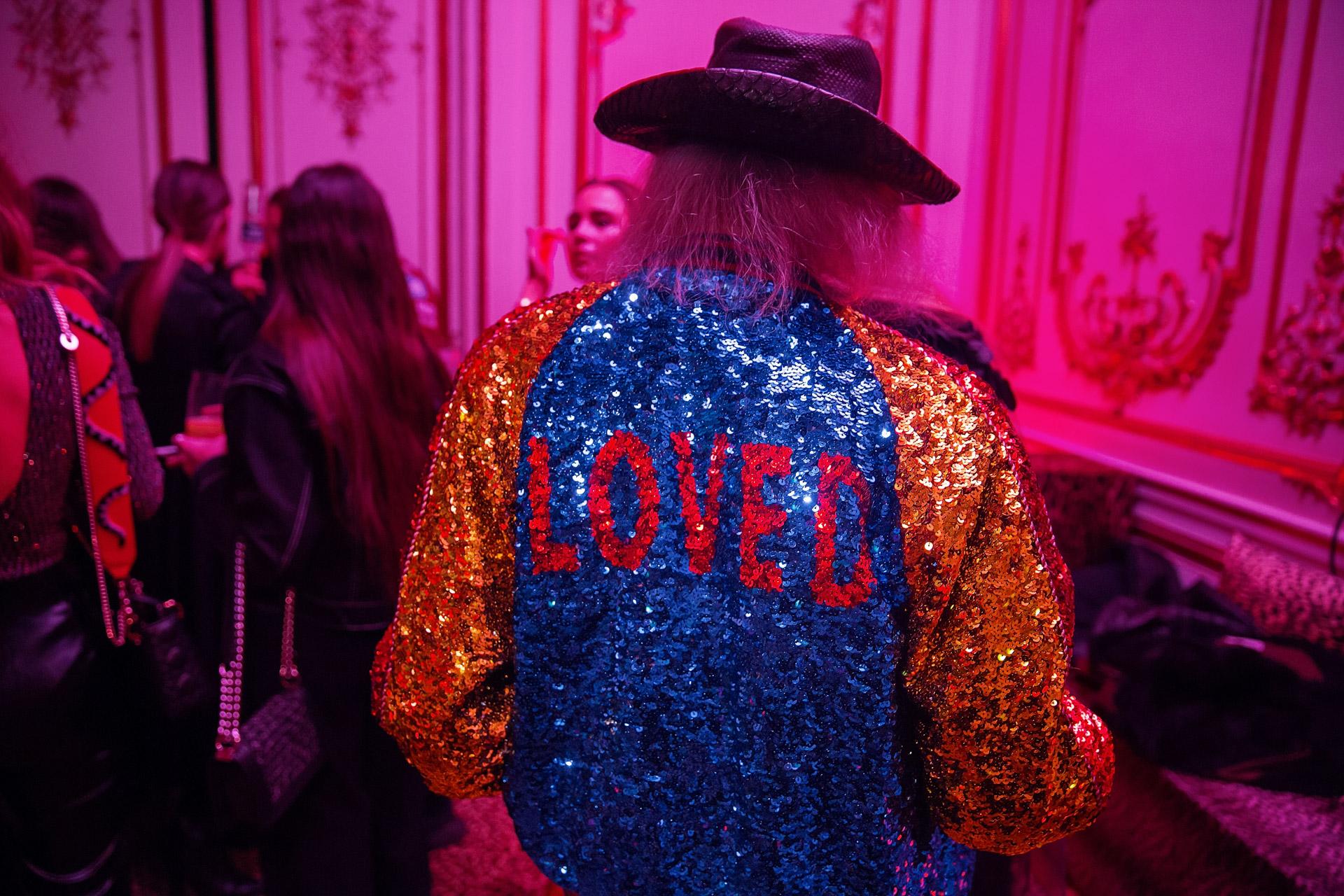 paris fashion week · hôtel d'évreux