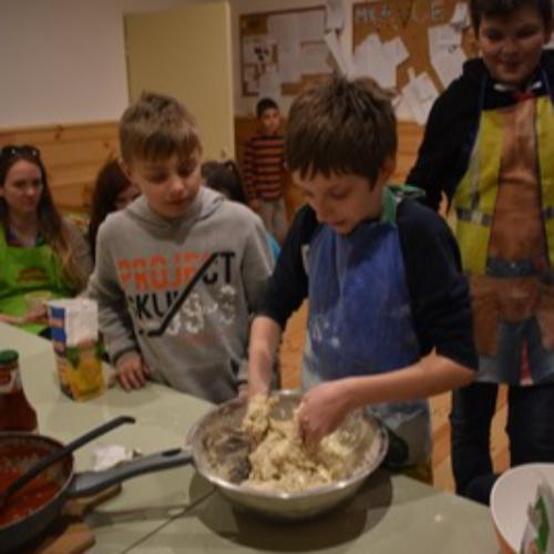 Kuchár na akcie