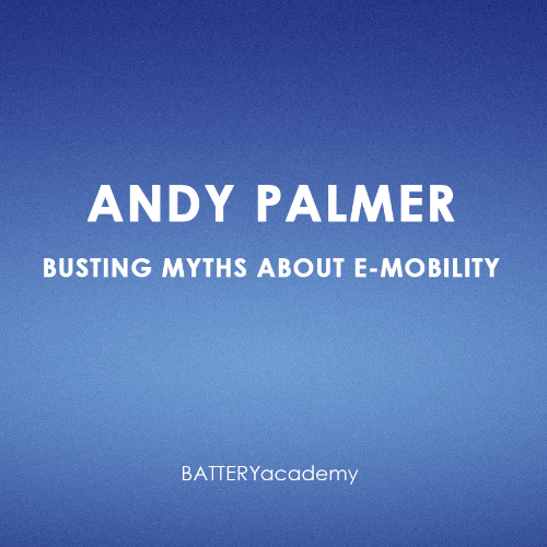 Busting myths about e-mobility