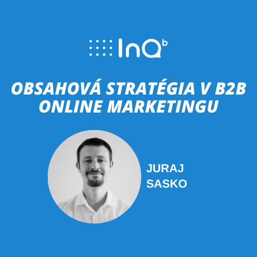 Obsahová stratégia v B2B online marketingu