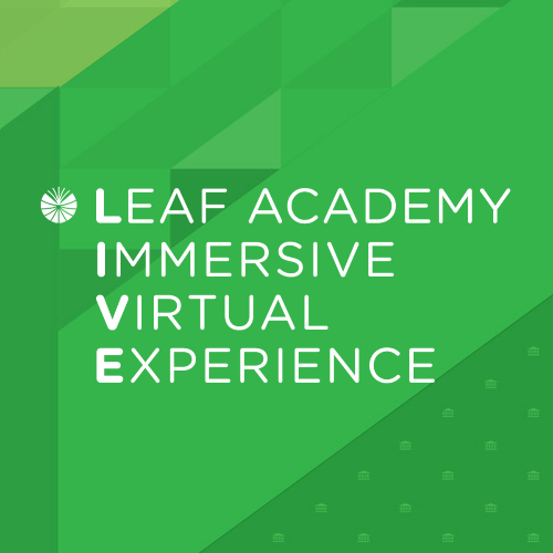 L.I.V.E. program – LEAF Academy Immersive Virtual Experience