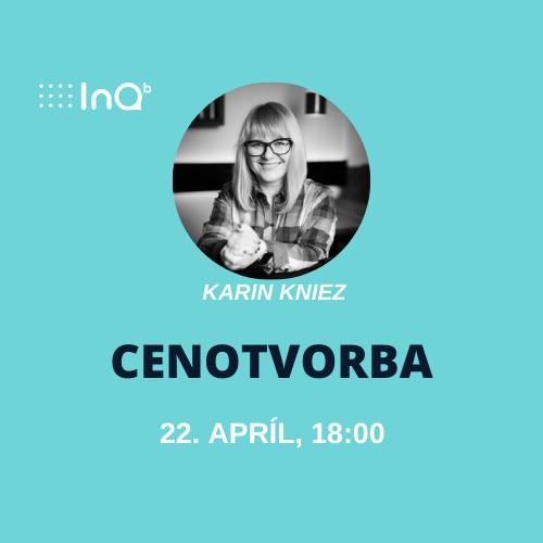 Online event: Cenotvorba