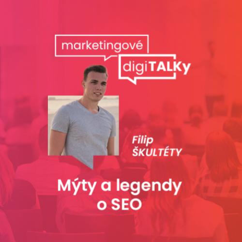 Mýty a legendy o SEO (Marketingové digiTALKy)