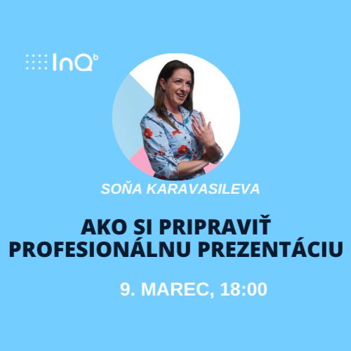Online event: Ako si pripraviť profesionálnu prezentáciu