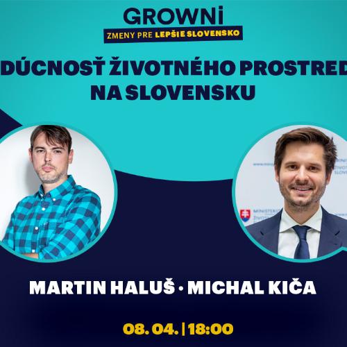 GROWNi: Budúcnosť životného prostredia na Slovensku
