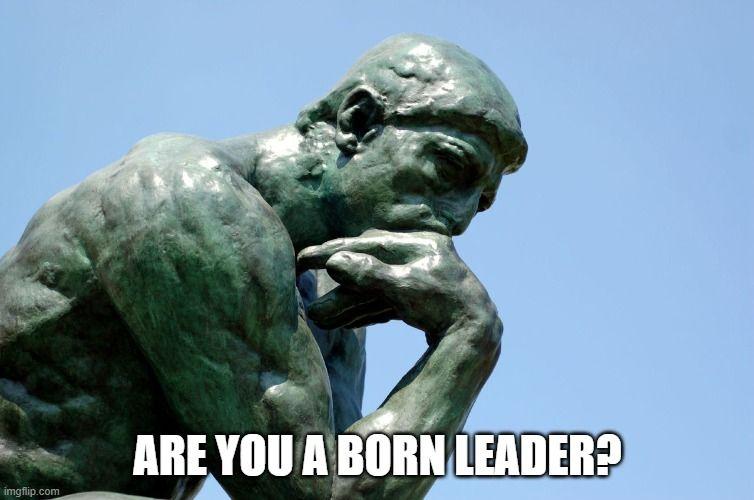 Rodin's statue