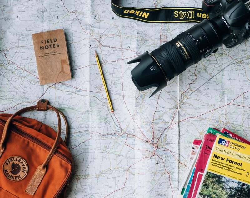 Map and Travel Accessories