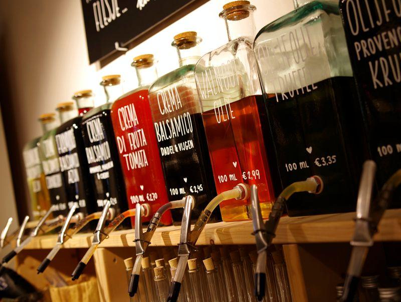 Sauce Jars (Photo by Lucas van Oort on Unsplash)