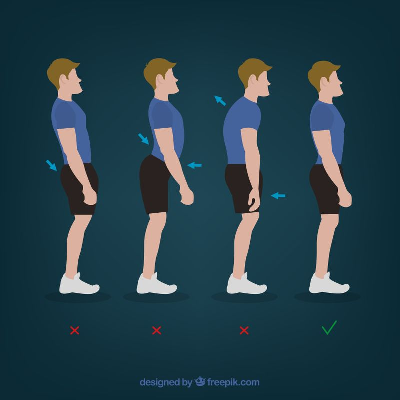 Posture dos and donts