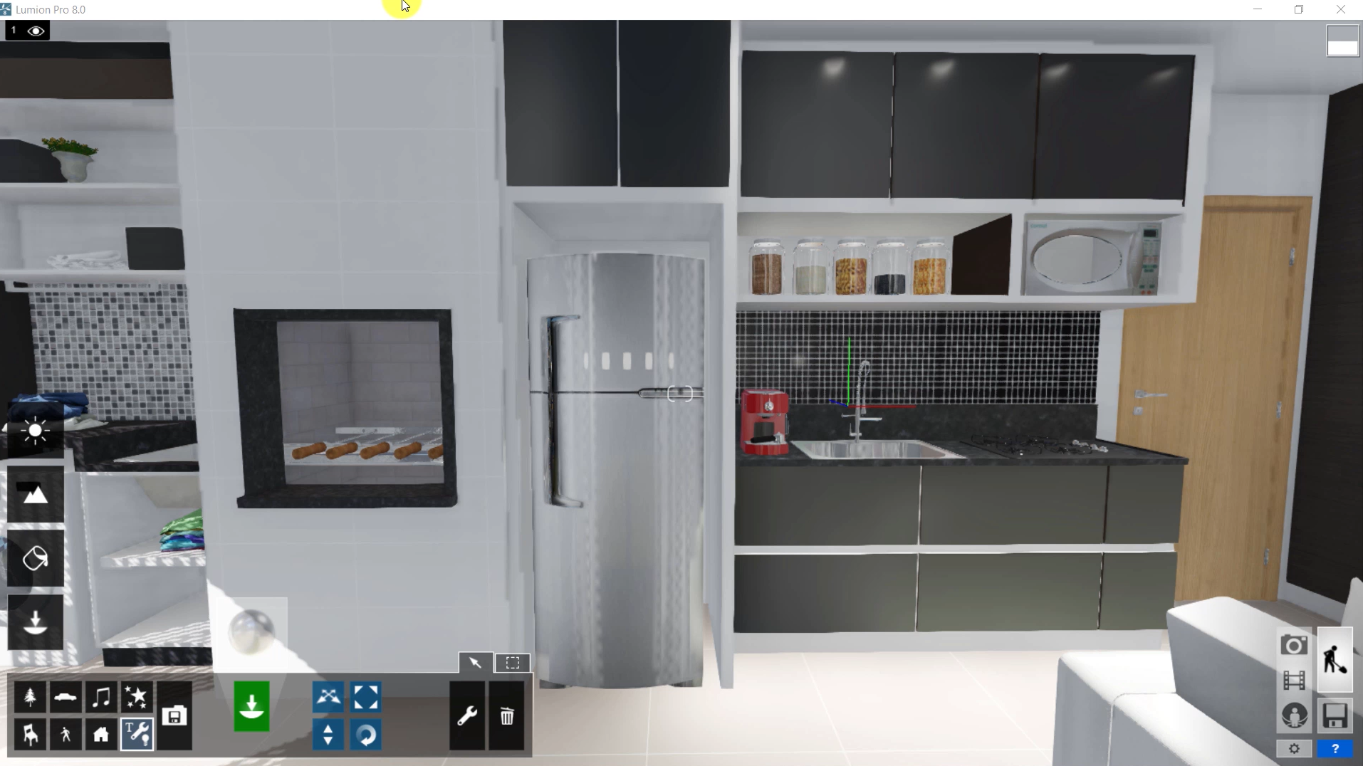 Realidade Virtual aplicada à Arquitetura e Engenharia