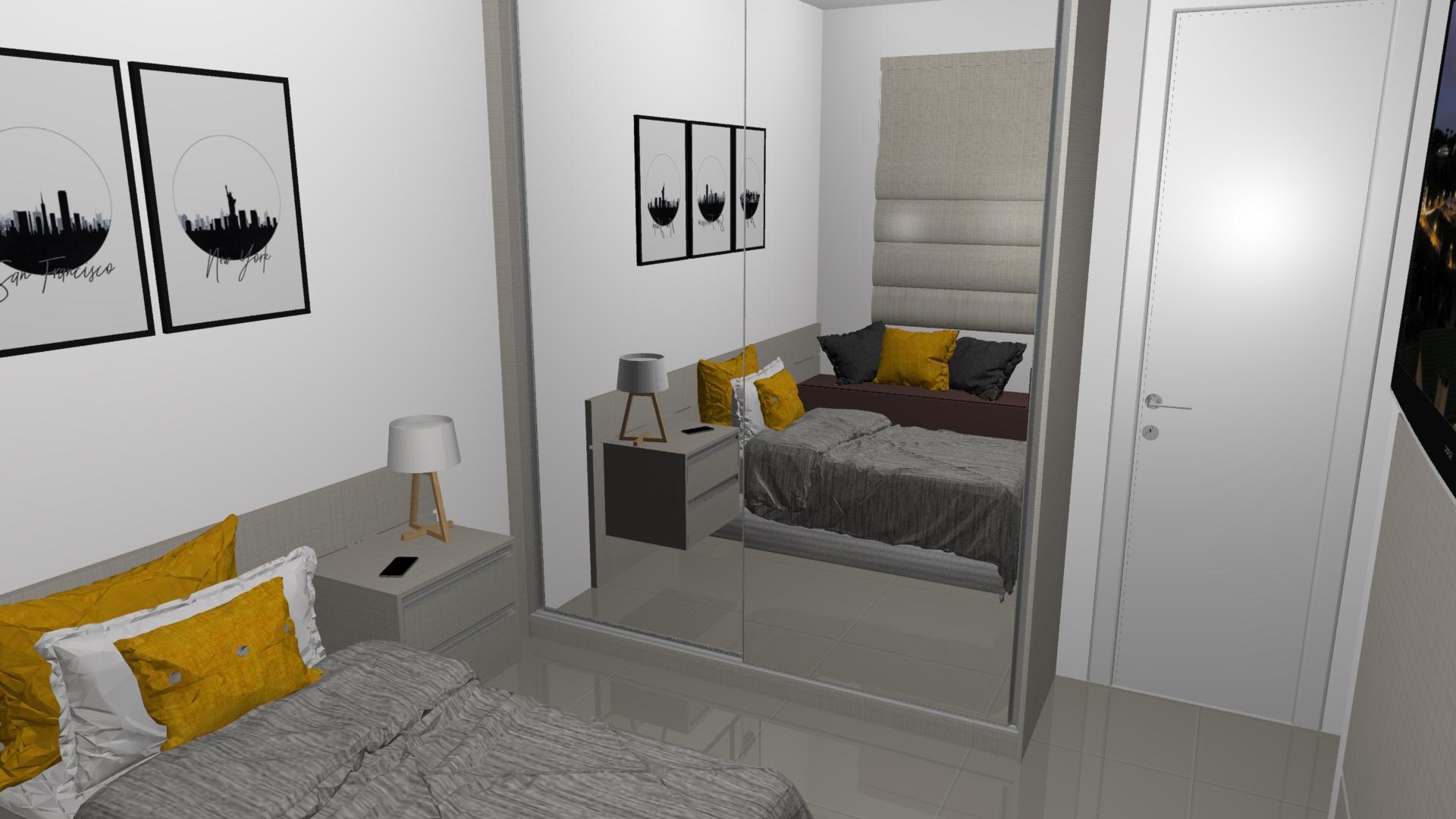 Projetos de móveis com Promob