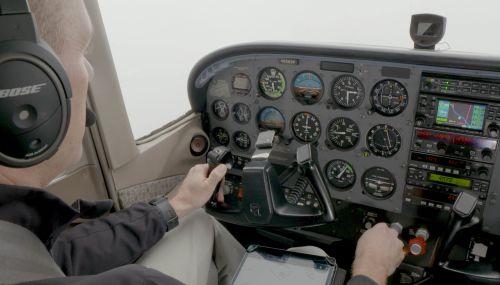 Navegação IFR: procedimentos de aproximação VOR