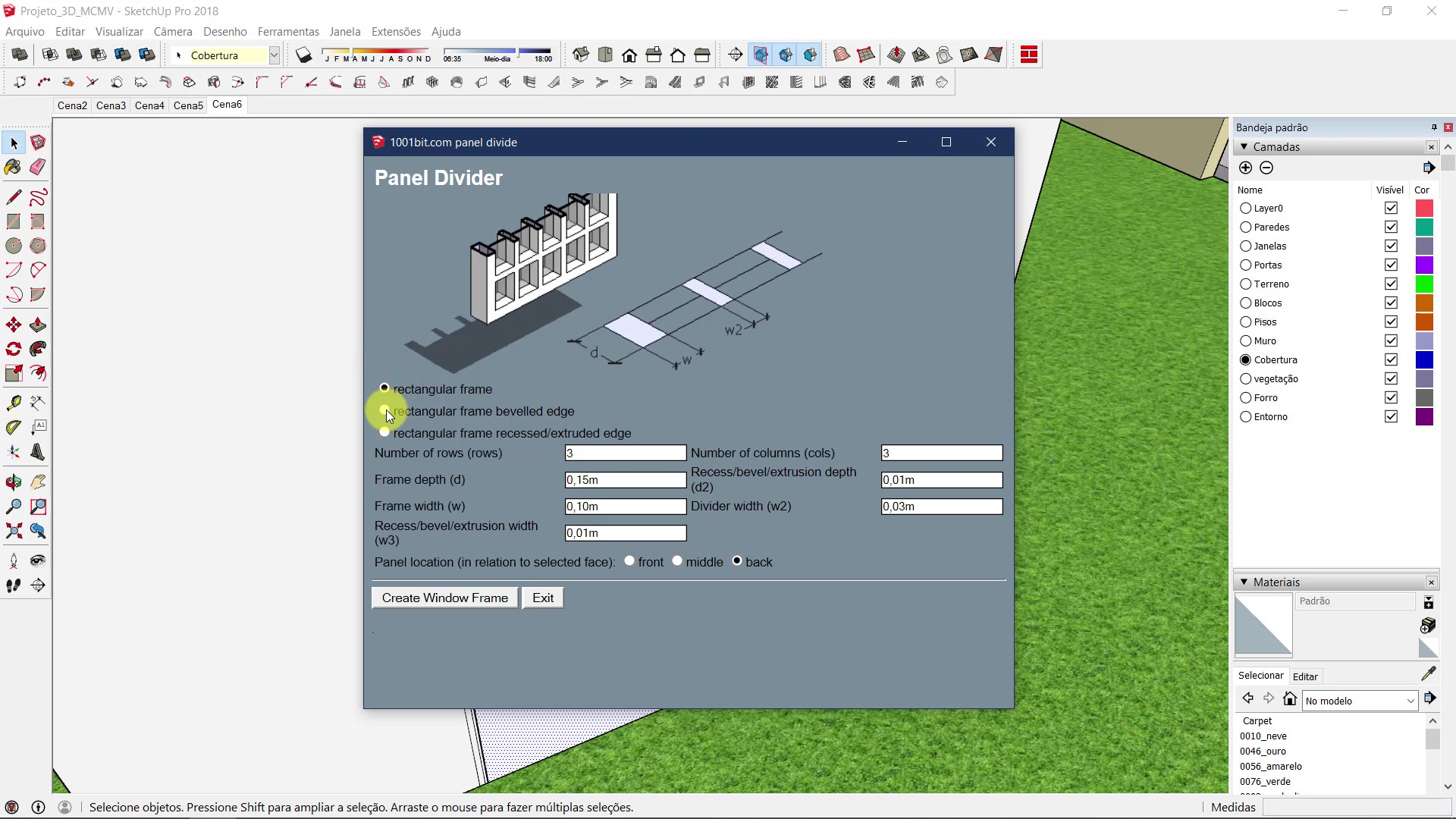 Sketchup para Projeto Arquitetônico na Prática