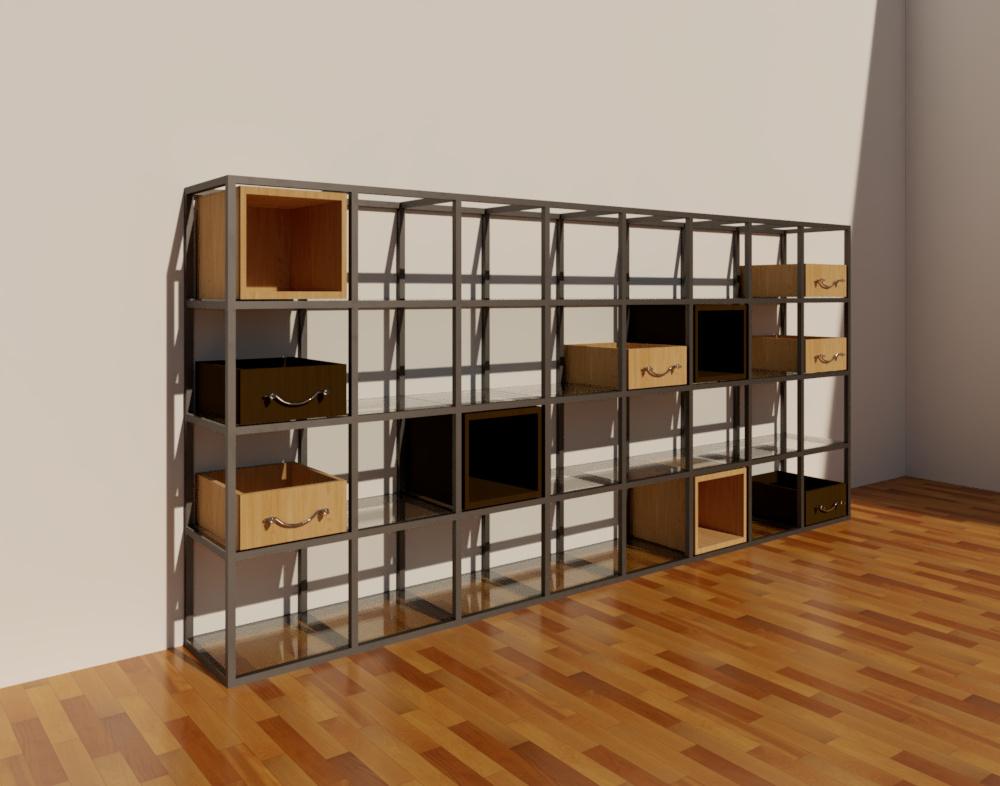 Projetos de Móveis com o Revit
