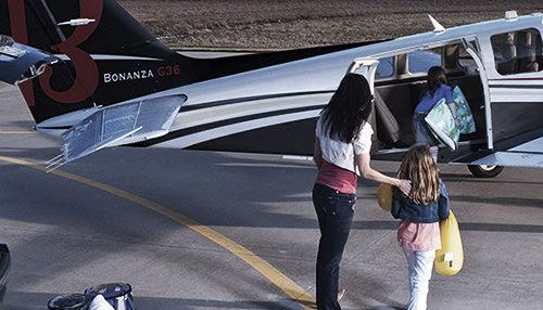 Peso e balanceamento de aeronaves leves