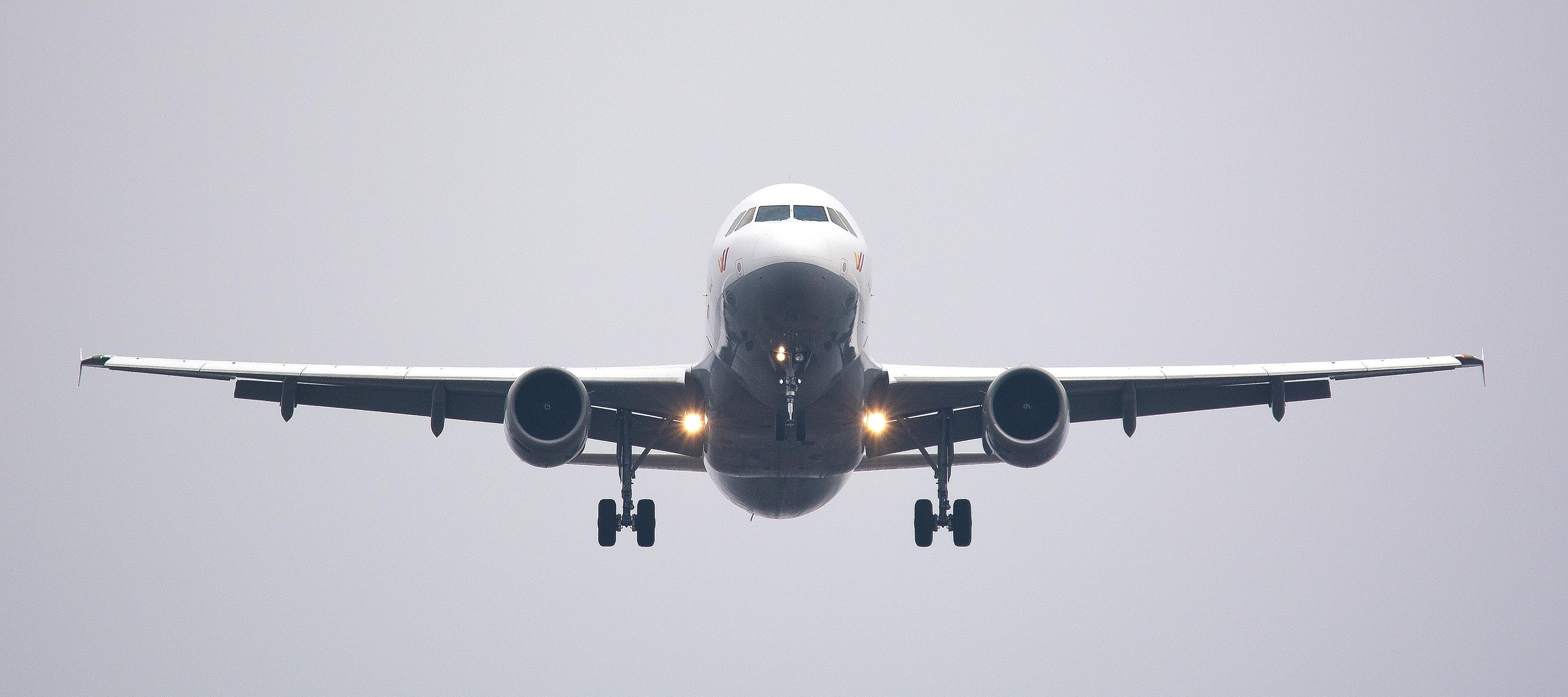 Performance de aeronaves a jato: Descida