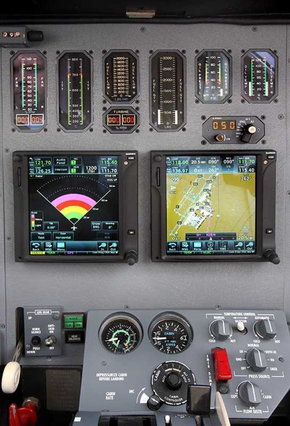 Garmin GTN series 600 e 700