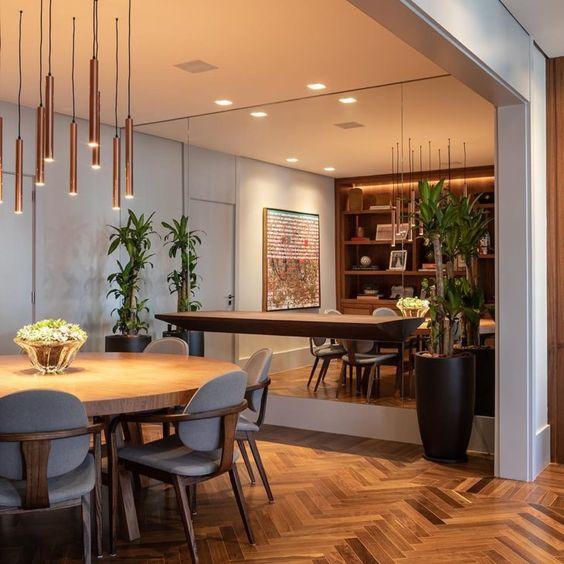 Iluminação de Interiores e Projetos luminotécnicos