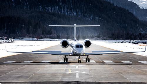 Gestão e reservas de SLOT: Aviação Geral e Executiva
